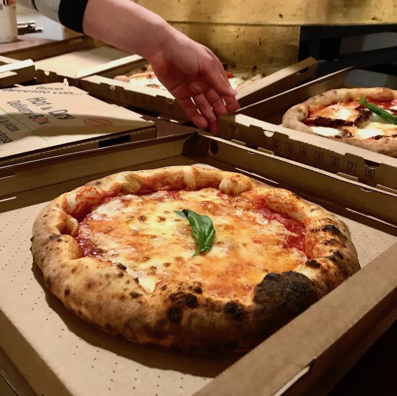 delivery pizza bergamo